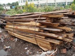 timber waste removal in london